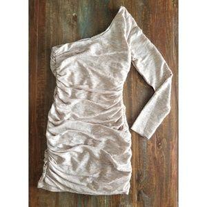 | City Triangles | One Shoulder Mini Dress
